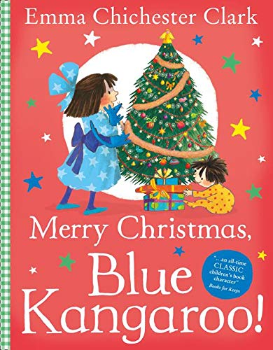 9780007197149: Merry Christmas, Blue Kangaroo!