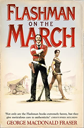9780007197408: Flashman on the March (The Flashman Papers, Book 11)