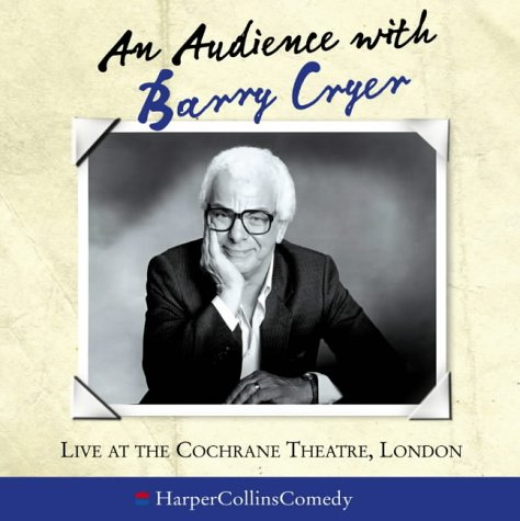 9780007197460: An Audience with Barry Cryer