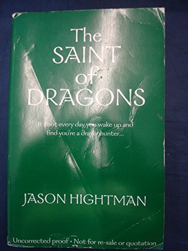 9780007197712: The Saint of Dragons