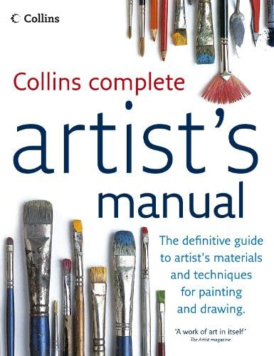 9780007197828: Collins Complete Artist's Manual