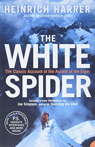 9780007197842: The White Spider