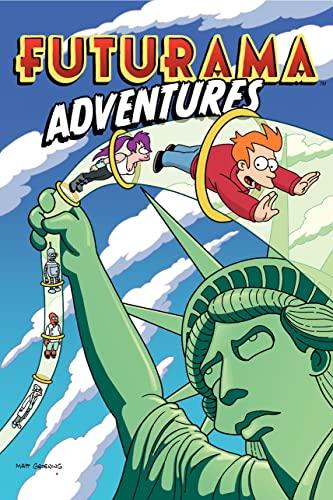 9780007197859: Futurama Adventures