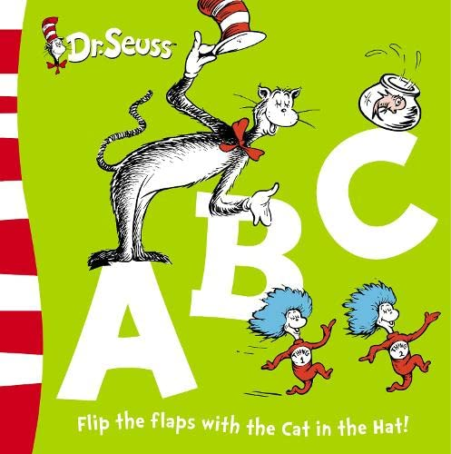 9780007197972: Dr. Seuss ABC: Flap book