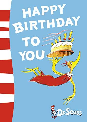 9780007198016: Happy Birthday to You! (Dr Seuss)