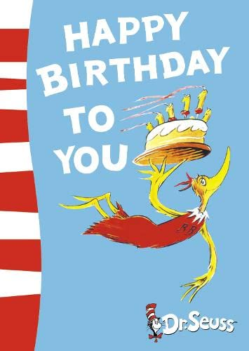 9780007198016: Happy Birthday to You!