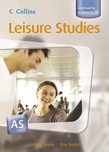 9780007198085: Leisure Studies