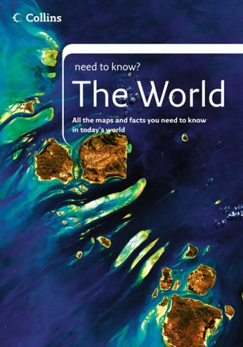 9780007198313: The World (Collins Need to Know?)
