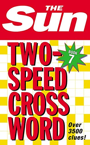 9780007198320: The Sun Two-speed Crossword: Book 7 (Bk.7)