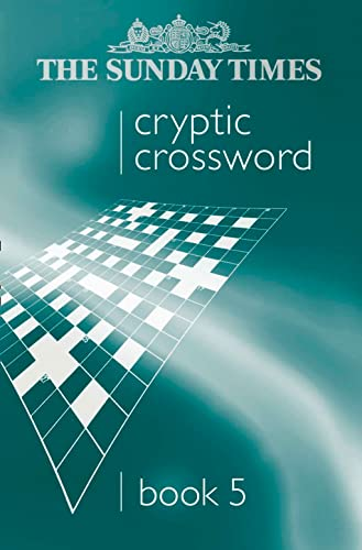 9780007198337: The Sunday Times Cryptic Crossword Book 5: Bk.5