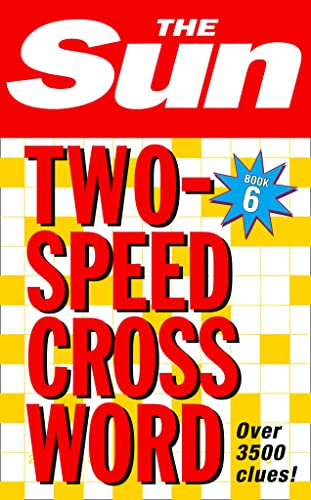 9780007198344: The Sun Two-Speed Crossword Book 6 (Bk. 6)