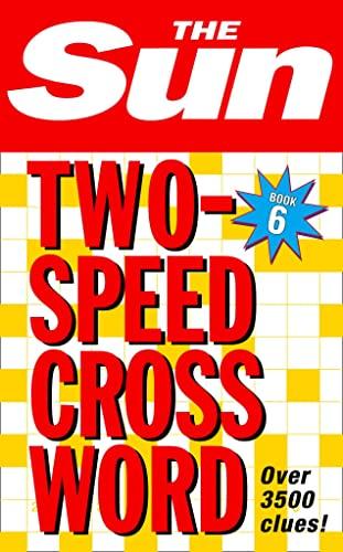 9780007198344: The Sun Two-Speed Crossword Book 6: Bk. 6