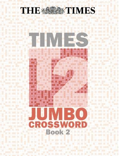 9780007198351: The Times T2 Jumbo Crossword Book 2: Bk. 2