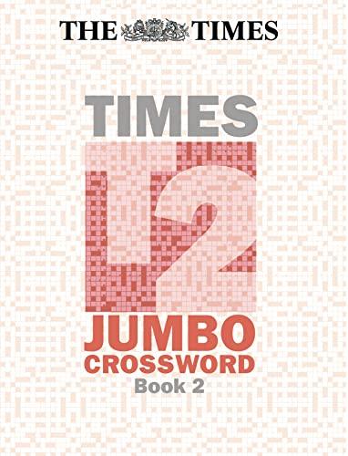 9780007198351: The Times T2 Jumbo Crossword Book 2 (Bk. 2)