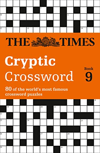 9780007198382: Times Cryptic Crossword Book 9: 80 of the world's most famous crossword puzzles: Bk. 9