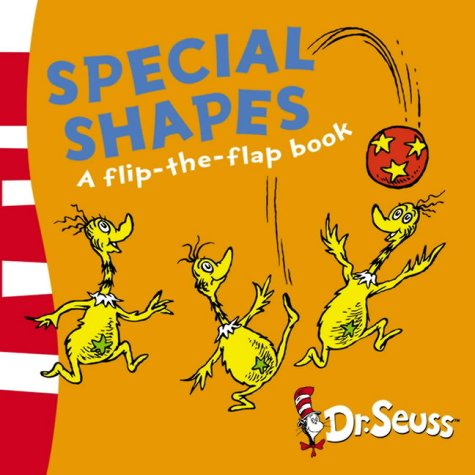 9780007198580: Special Shapes (Flip-The-Flap Books)
