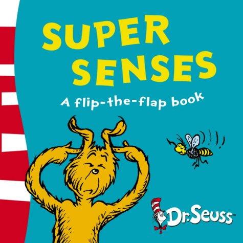 9780007198610: Super Senses (Flip-The-Flap Books)