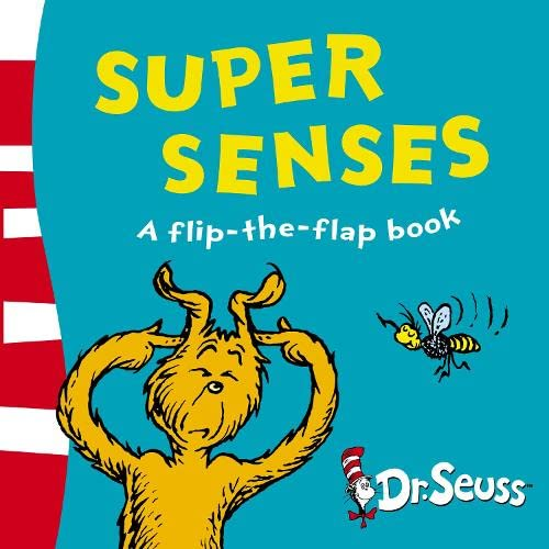 9780007198610: Super Senses (Flip-The-Flap Books)