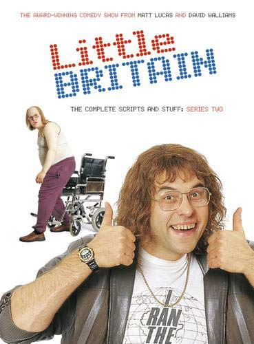 9780007198726: Little Britain : The Complete Scripts and Stuff: Series Two