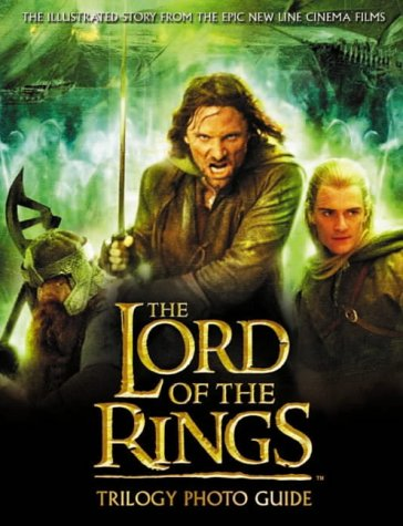 9780007198948: The Lord of the Rings Trilogy Photo Guide