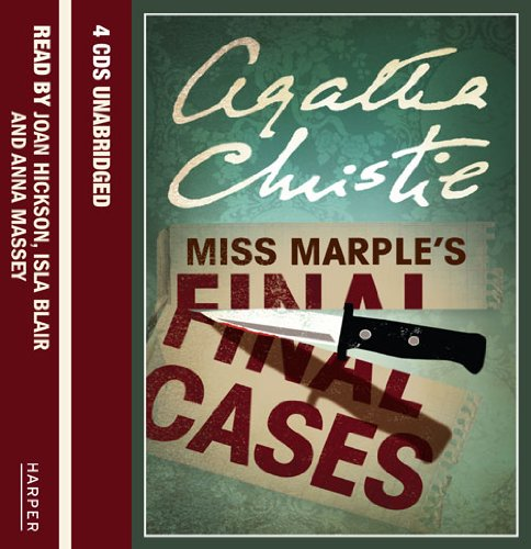 Miss Marple's Final Cases: Complete & Unabridged