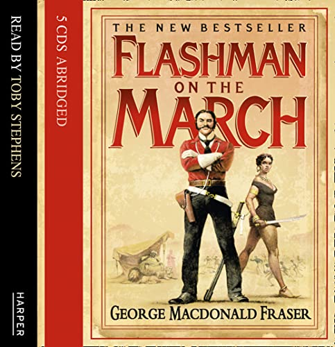 9780007199433: Flashman on the March (Flashman 12)