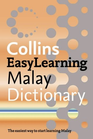 9780007199495: Collins Easy Learning Malay Dictionary