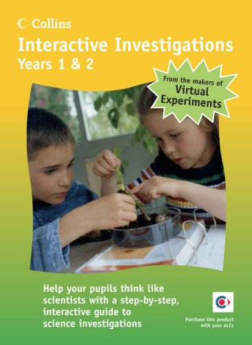 9780007199563: Interactive Investigations - Years 1 and 2 (Science Directions)