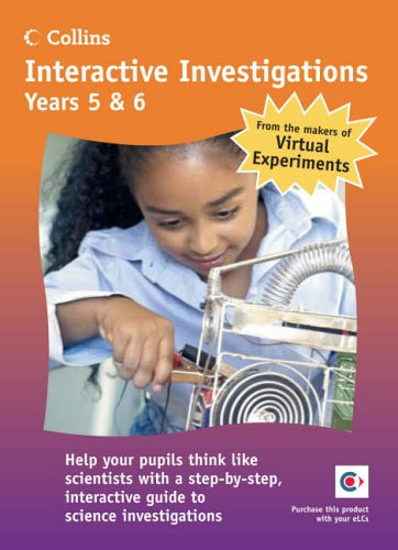 9780007199600: Years 5 and 6 Science Writing Frames (Science Directions S.) (with additional CD-ROM)