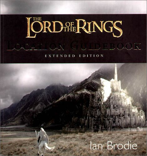"9780007199686: The ""Lord of the Rings"" Location Guidebook"