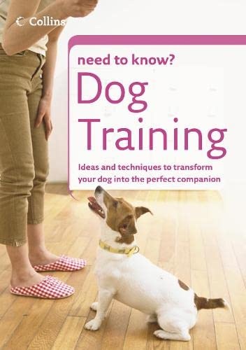 9780007199808: Dog Training (Collins Need to Know?)