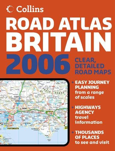 9780007199938: Collins Road Atlas Britain 2006