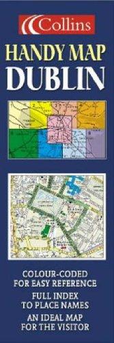 9780007199990: Handy Map Dublin