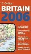 9780007200009: Map of Britain 2006