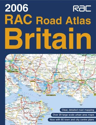 9780007200047: Rac Road Atlas Britain