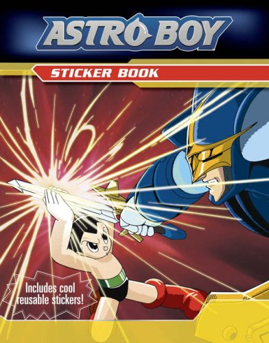 9780007200139: Astro Boy - Sticker Book