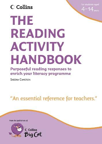 9780007200290: The Reading Activity Handbook: Purposeful reading responses to enrich your literacy programme (Collins Big Cat Teacher Support)