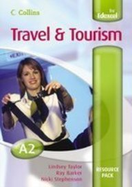 9780007200429: Travel and Tourism A2 for EDEXCEL Resource Pack (Collins A Level Travel and Tourism)