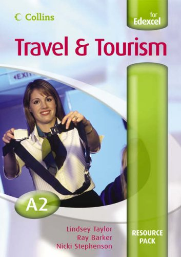9780007200429: Collins A Level Travel and Tourism - A2 for EDEXCEL Resource Pack