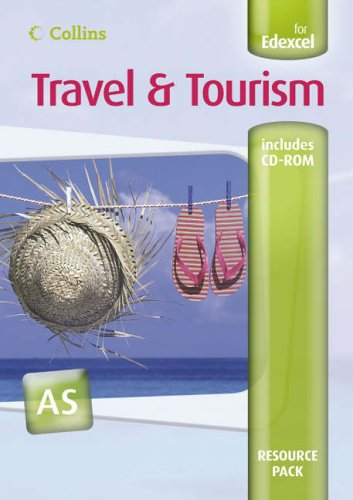 9780007200467: Collins A Level Travel and Tourism - AS for EDEXCEL Resource Pack