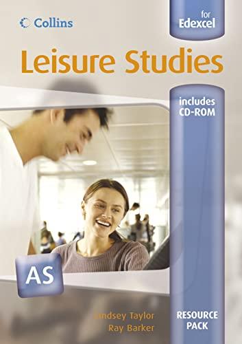 9780007200474: AS Leisure Studies Resource Pack for Edexcel (Collins A level Leisure Studies for Edex)