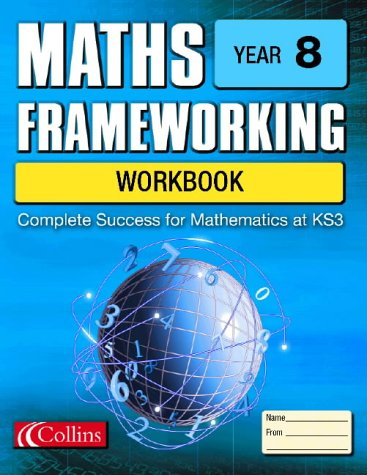 9780007200504: Maths Frameworking - Year 8 Workbook