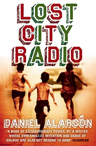 9780007200528: Lost City Radio