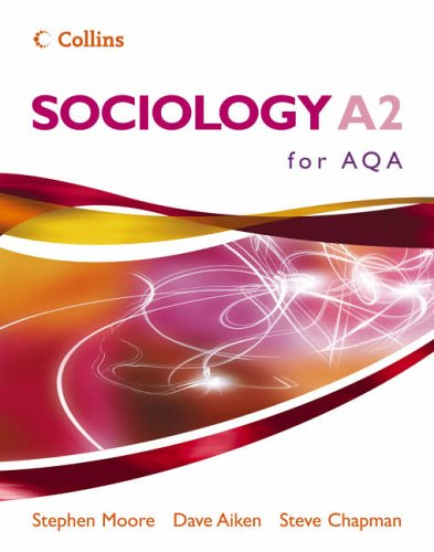 9780007200641: Sociology for A2 for AQA Pupil Book (Sociology for AS/A2)