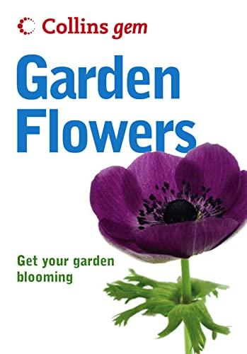 9780007200696: Collins Gem - Garden Flowers