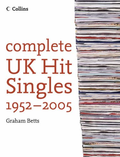 9780007200764: Complete UK Hit Singles 2005