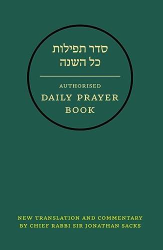 9780007200917: Hebrew Daily Prayer Book