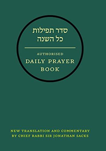 9780007200931: Hebrew Daily Prayer Book