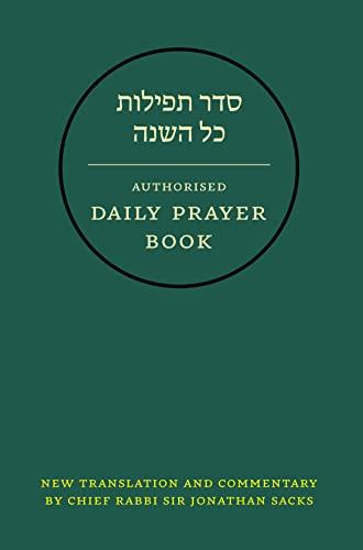 9780007200948: Hebrew Daily Prayer Book