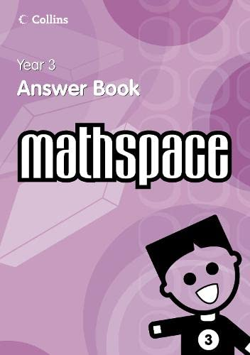 9780007200955: Year 3: Answer Book (Mathspace)